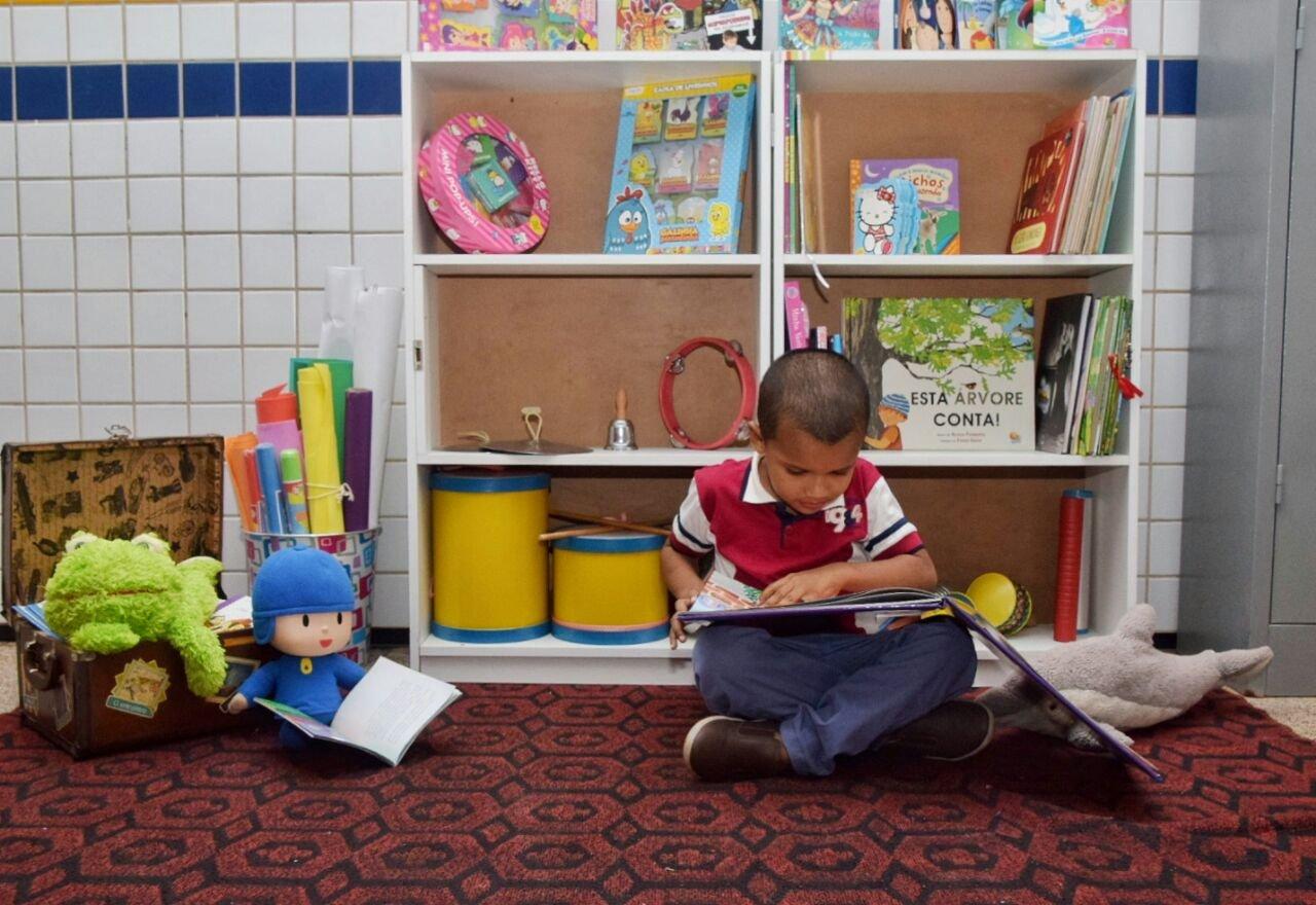 056722eb4 Prefeitura de São Luís entrega mais duas escolas reformadas e climatizadas  na zona rural de São Luís