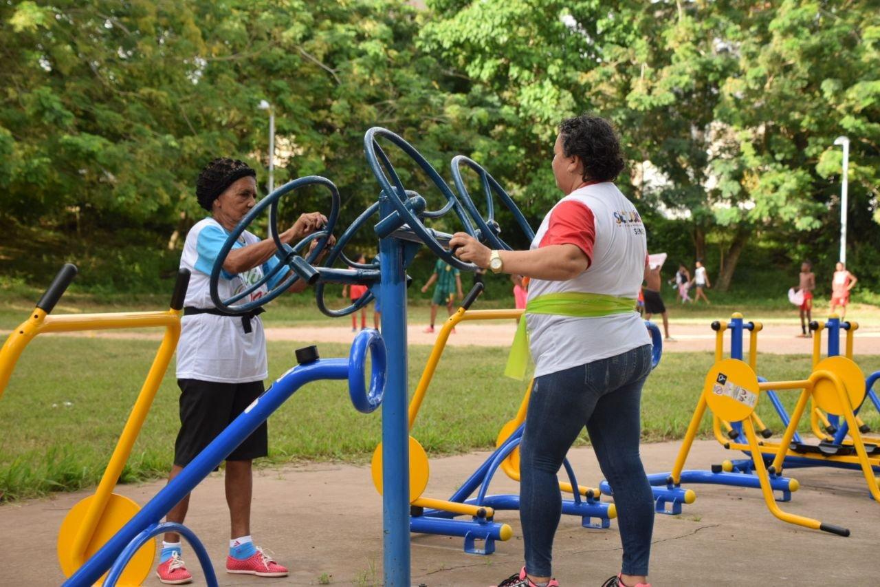 58326544c84d9 Prefeitura de São Luís implanta academias ao ar livre e garante novos  espaços para atividade física