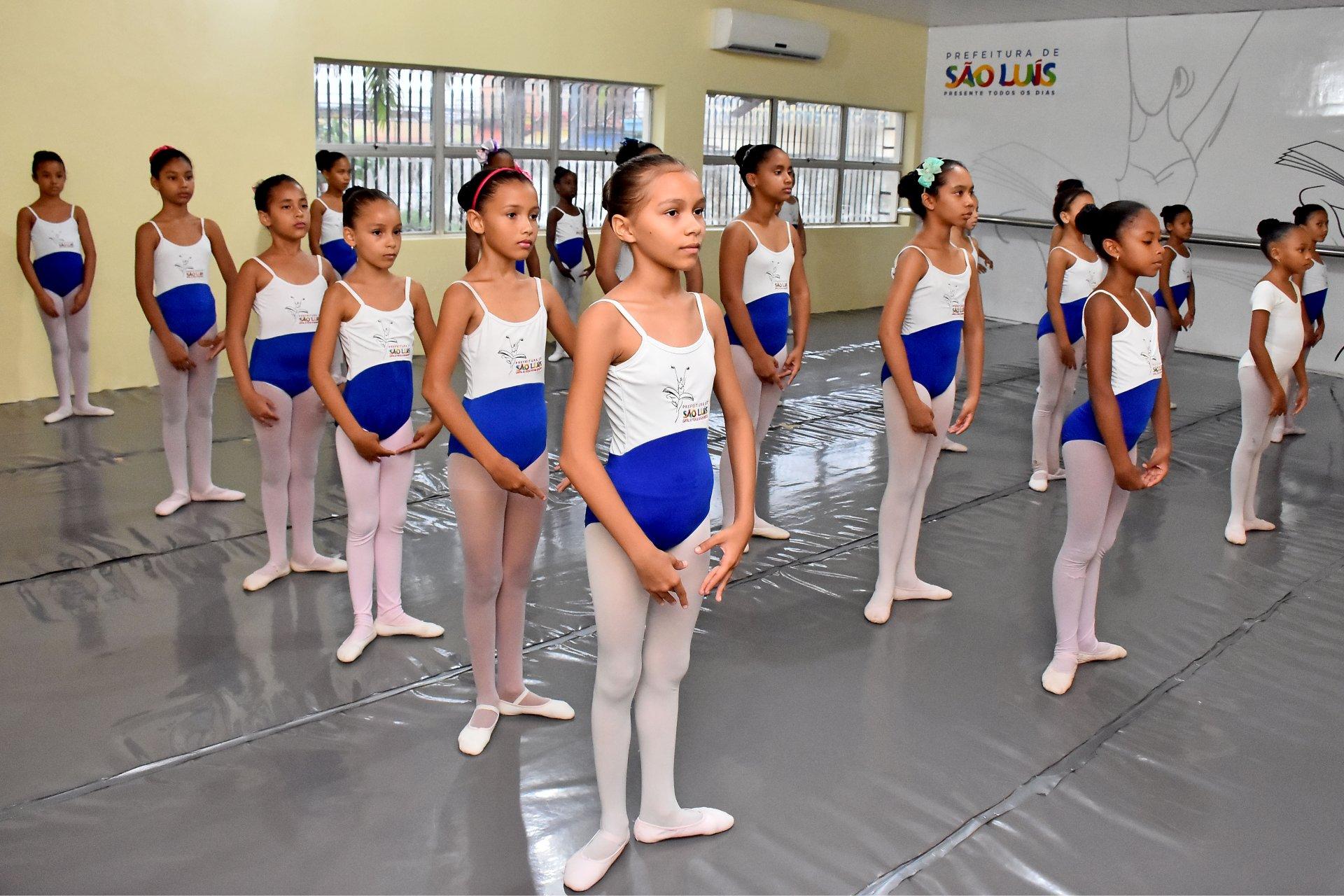 dae2d2a400 Prefeitura finaliza preparativos para espetáculo de ballet do ...