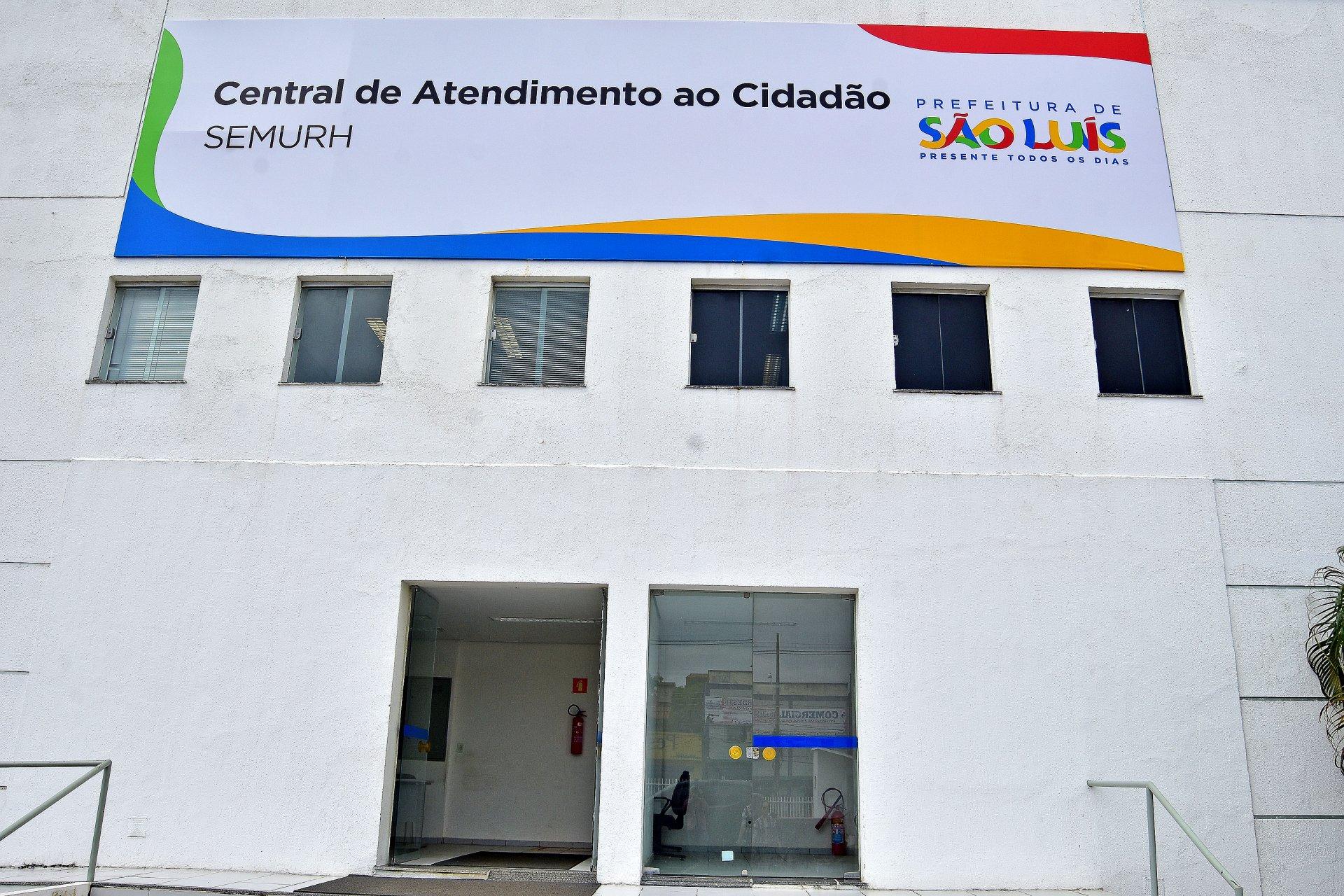 Central de Atendimento ao Cidadão da Prefeitura de São Luís inicia  prestação de serviços à população ba48390640