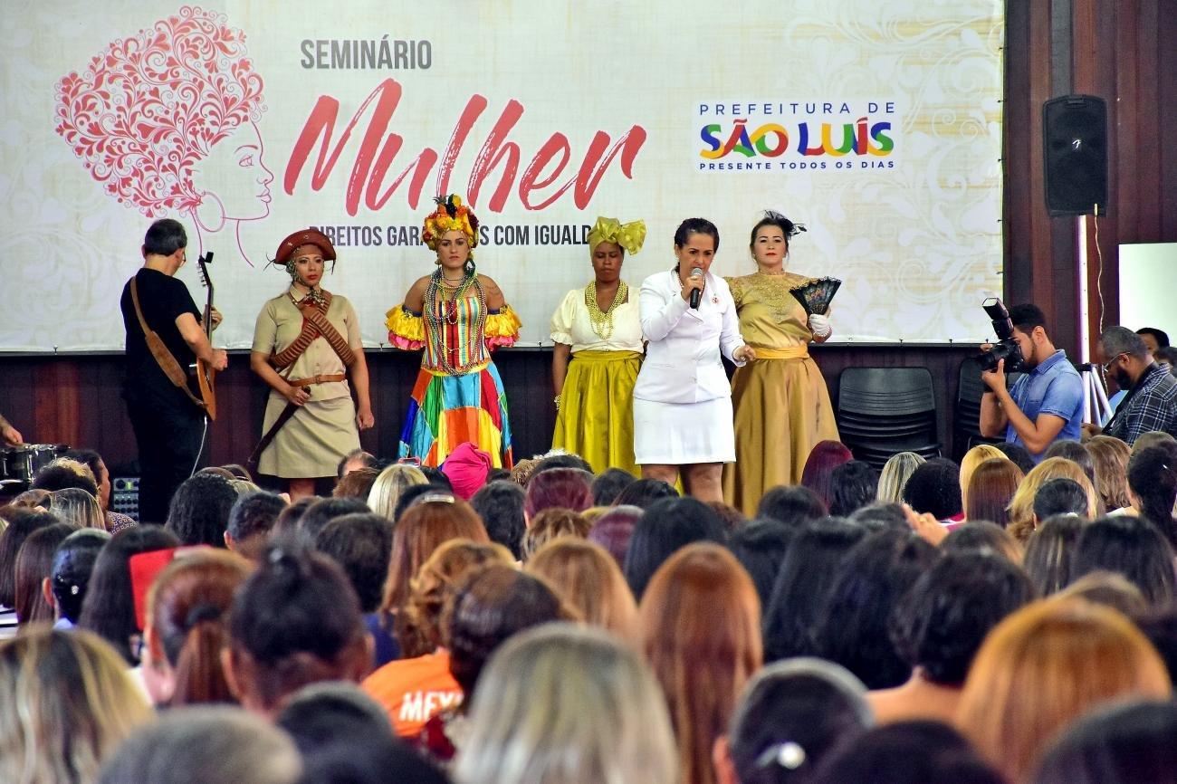 2d5d7a43595 Programação da Prefeitura alusiva ao Dia Internacional da Mulher aborda  temas como lutas e direitos