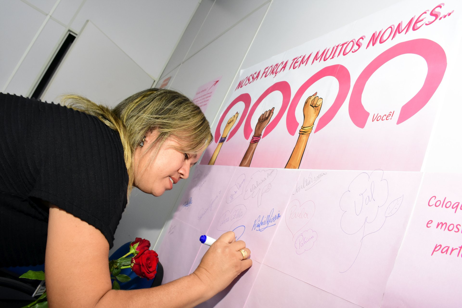 62dff19ca2a Prefeitura celebra Dia Internacional da Mulher com ações na ...